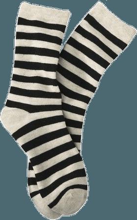 moodboard socks polyvore niche aesthetic stripes stripe...