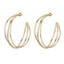 Triple Thread Hoops – Jennifer Fisher