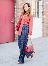 mixed print fashion - Google Search