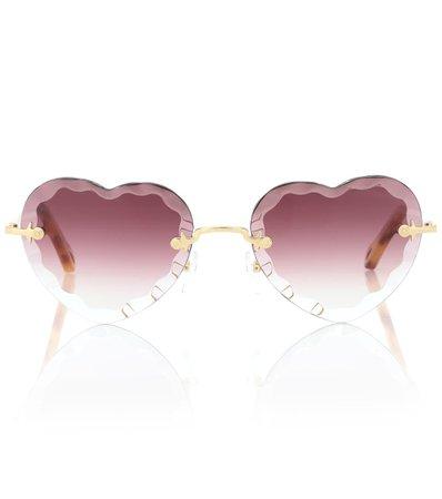 Rosie Sunglasses | Chloé - mytheresa