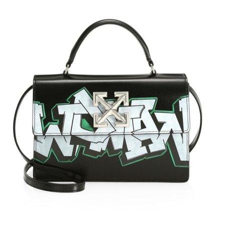 graffitti handbag