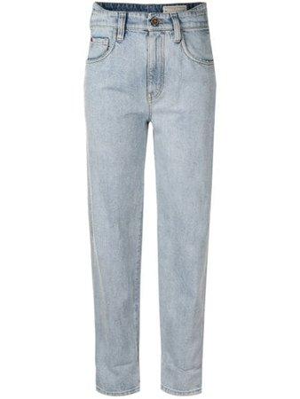 Brunello Cucinelli high-waisted Denim Jeans - Farfetch
