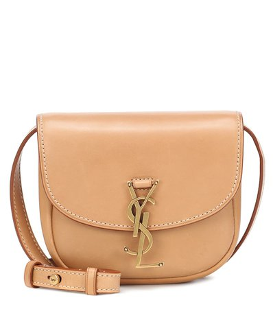 Kaia Mini leather crossbody bag