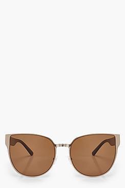 Ivy Oversized Retro Sunglasses