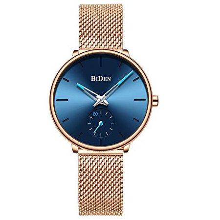 Ultra-Thin Quartz Analog Wrist Watch