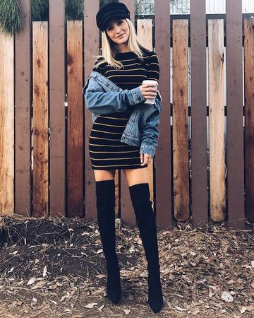 Fall Shopping With The Bachelor's Lauren Bushnell: Denim, Boots, Overalls and More | E! News