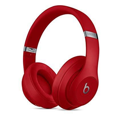 Beats Studio3 Wireless Headphone - Red: Amazon.co.uk: Amazon Devices