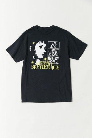 Beetlejuice Photo Tee | Urban Outfitters