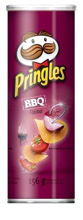 Pringle's BBQ chips