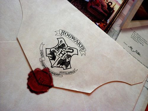 Hogwarts Letter | Harry Potter