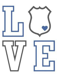Police Love. Police girlfriend. Police wife in waiting. | Police decal, Police love, Police