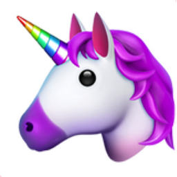 unicorn emoji - Google Search