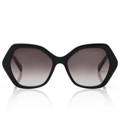 Celine Eyewear - Geometric acetate sunglasses | Mytheresa