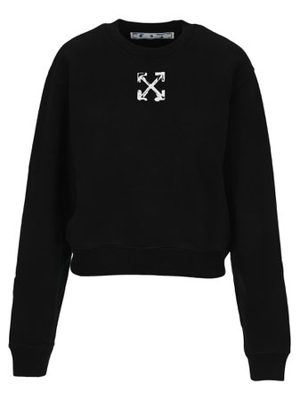 Off-White Spray Arrows Sweatshirt