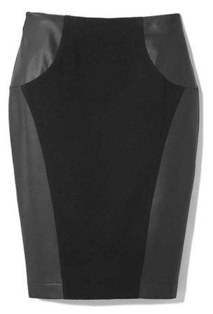 Bel Vigour Black Skirt