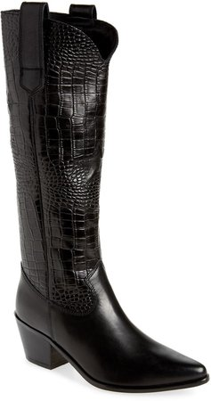 Admirable Knee High Boot