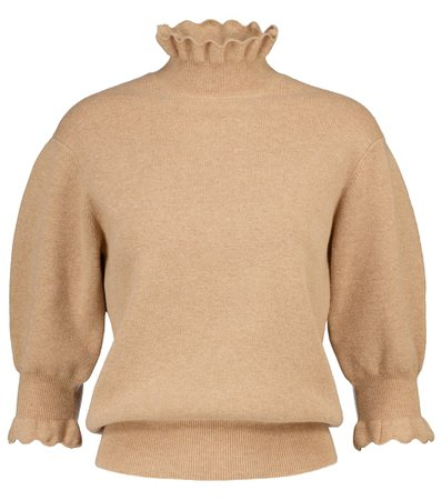 Wool-Blend Sweater - Chloé | Mytheresa