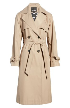 Sam Edelman Double Breasted Trench Coat | Nordstrom