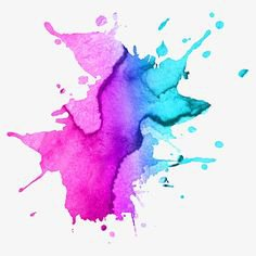 multi colour paint
