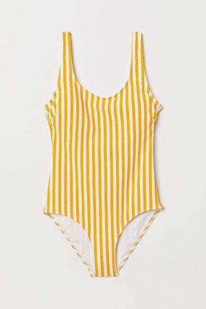 Swimsuit - Yellow