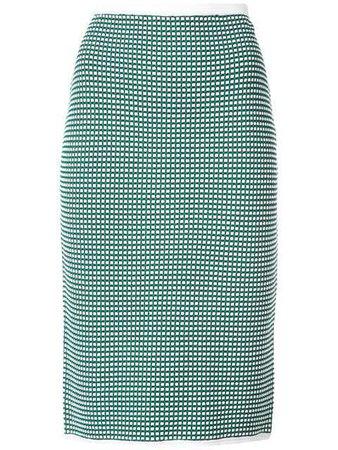 Dvf Diane Von Furstenberg Knitted Skirt - Farfetch