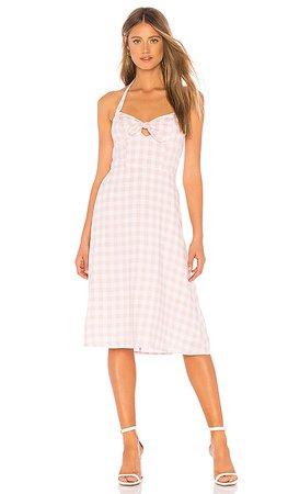 BB Dakota Annelise Dress in Pink Blossom   REVOLVE