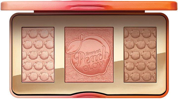 Sweet Peach Glow Highlighting Palette