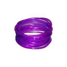 Gummy Bangles (Purple/Glitter) ($2.79) ❤ liked on Polyvore featuring jewelry, bracelets, accessories, purple, rubber bracelets, bracelets bangle, hinged bracelet, purple jewelry, purple jewellery and bangle jewelry