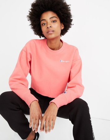 Champion Reverse Weave Cropped Sweatshirt