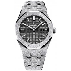 15454BA.GG.1259BA.02 Audemars Piguet Royal Oak Frosted Gold Watch