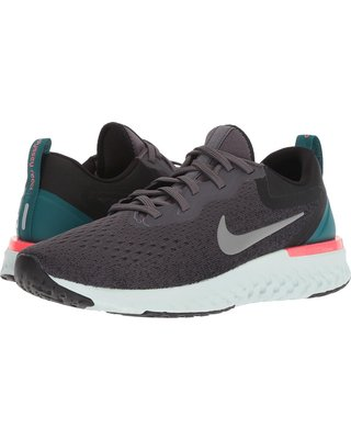 Sweet Spring Deals on Nike Odyssey React (Thunder Grey/Gunsmoke/Black/Geode Teal) Women's Running Shoes