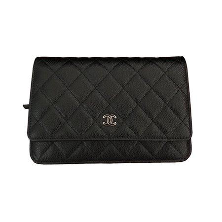 Black Chanel Clutch
