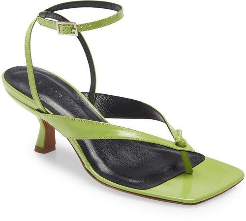Mindy Ankle Strap Sandal