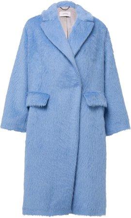 Dorothee Schumacher Pure Luxury Alpaca-Wool Coat