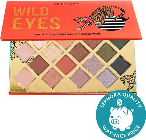 Wild Eyes Eyeshadow Palette