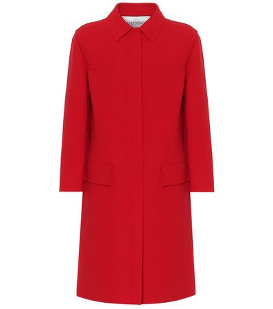 Valentino Virgin wool coat