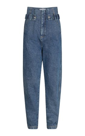 Harlie Rigid High-Rise Skinny Jeans By Remain | Moda Operandi