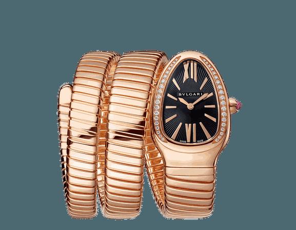 Serpenti Tubogas Watch 101814 | Bvlgari