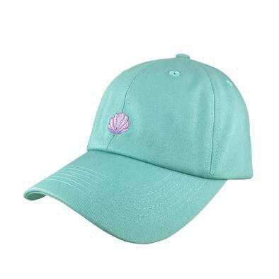 Mermaid Shell Dad Hat – Whosits & Whatsits