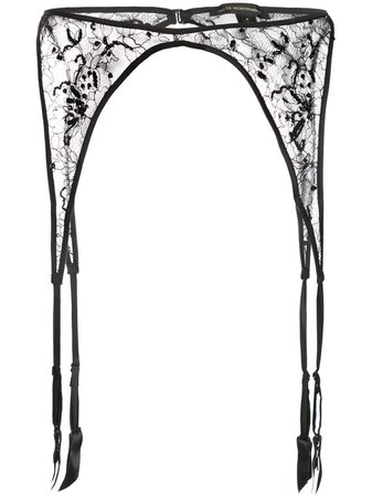 Kiki De Montparnasse Lace Garter Belt