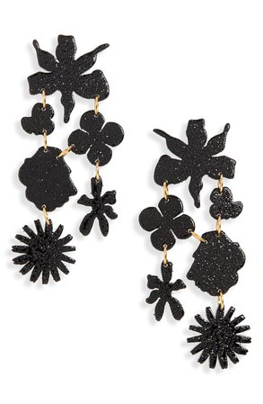Lele Sadoughi Wildflower Bouquet Drop Earrings | Nordstrom