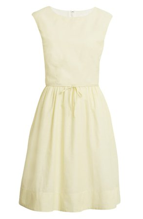 1901 Cap Sleeve A-Line Dress | Nordstrom