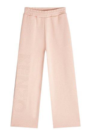 Cropped Cotton Sweatpants Gr. M