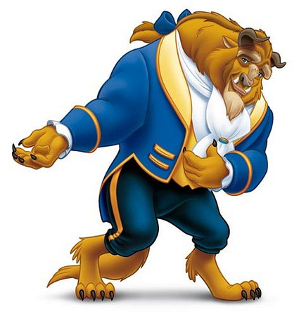 Prince Beast/Adam
