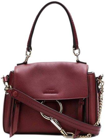 Faye small shoulder bag
