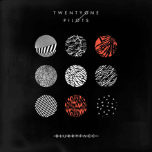 Blurryface by Twenty One Pilots