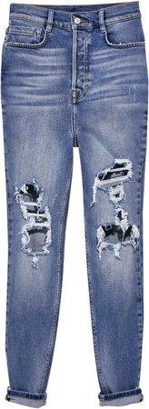 Phoenix Ripped Skinny Jeans