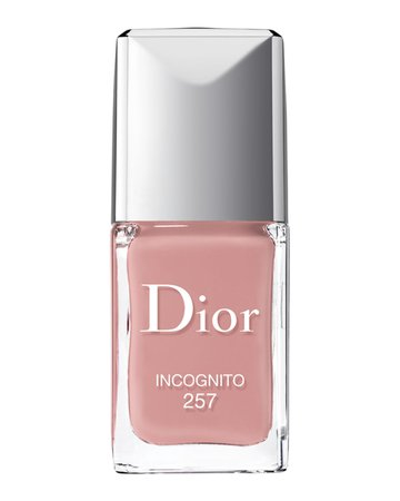 Dior Dior Vernis Couture Color, Gel Shine & Long Wear Nail Lacquer, Incognito