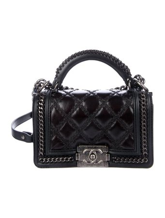 Chanel Black Mini Bag