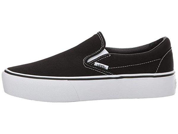 Vans Classic Slip-On Platform | Zappos.com